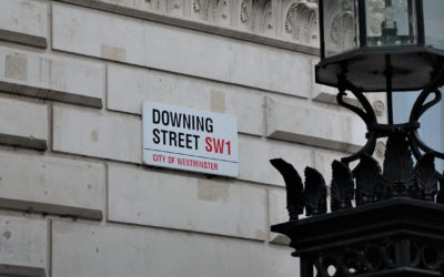 New political winds blowing through Whitehall……
