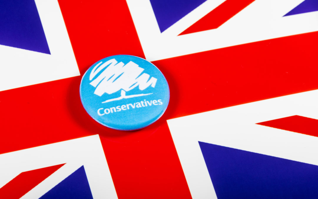 Conservative Party Conference 2020 Fringe event 5 October 2020