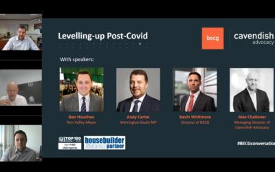 Webinar – Levelling-up Post-Covid