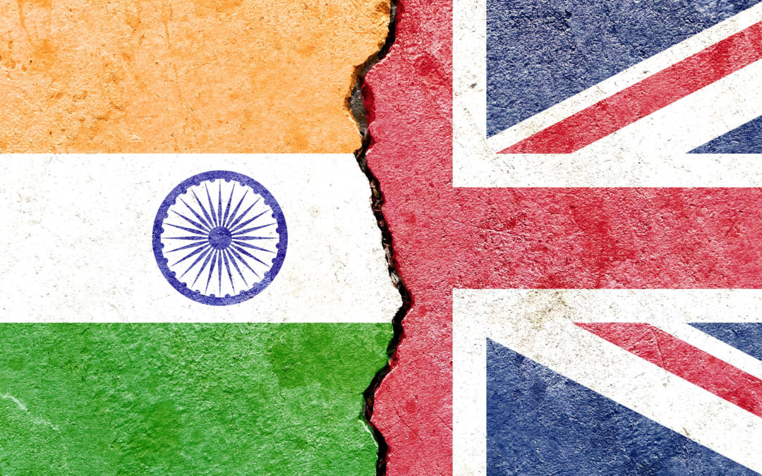 Webinar: Roadmap 2030: Shaping UK-India trade & defining our strategic partnership 6 July, 2021