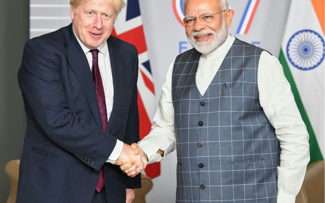 UK/India Trade: The bumpy and bureaucratic road from special to strategic