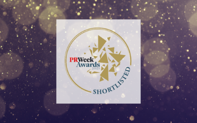 BECG and Cavendish Advocacy shortlisted at PRWeek Awards