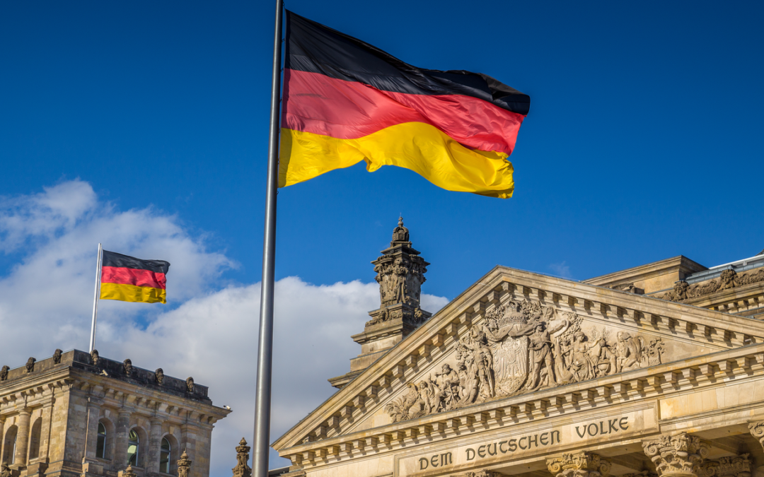 The vote for German Chancellor and Federal Elections
